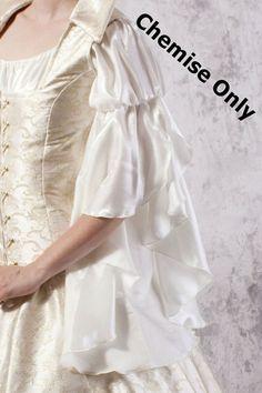 Chemise Shirt Renaissance Medieval Costume Fairy by SpeedyCostumes, $80.00