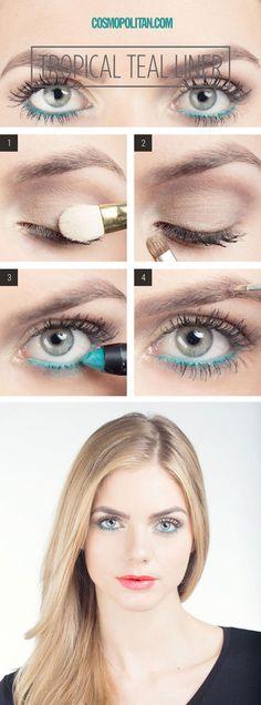 Eye Makeup How Tos - Cosmopolitan
