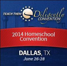 Homeschool Conference in Dallas