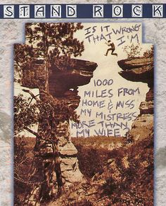 Postsecret: Is it wrong that I'm 1,000 miles from home and miss my mistress more than my wife?
