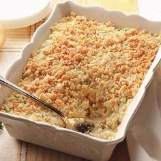 Shoepeg Corn Supreme Recipe and more recipes for a Southern Thanksgiving from Taste of Home