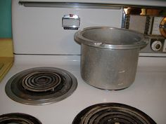 How to: Clean Electric Stove Burners