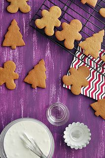 Gingerbread Cookies #HolidayPantryEssentials