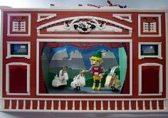 The Lonely Goatherd-puppet show by Leda Kat, via Flickr