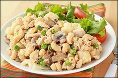 Hungry Girl's Cheesy-Good Tuna Mac