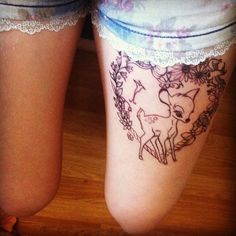100 Magical Disney Tattoos, not that I would ever get a tattoo, but cool none the less.