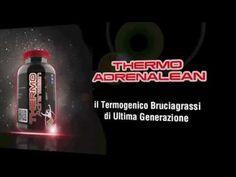 l'Integratore Brucia Grassi Thermo Adrenalean di Net Integratori Funzion...