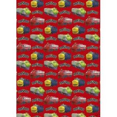Chuggington wrapping paper