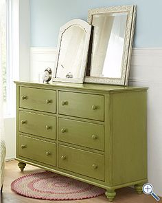 Green love on pinterest 27 pins for Lime green bedroom furniture