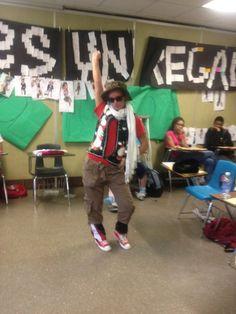spanish class la ropa activity