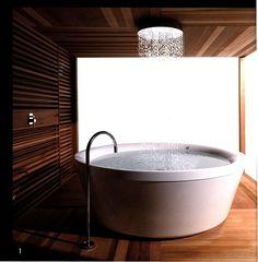 Das wäre was für ein Hotelbad ...