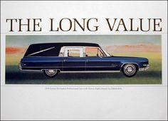 1970 Oldsmobile 98 Landau Funeral Coach by Cottington