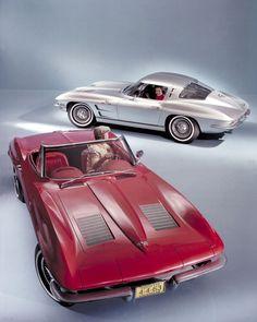 1963 Corvettes