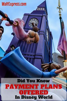DID YOU KNOW: Disney