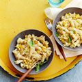 brown butter and corn pasta