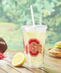 Collegiate Double Wall Tumblers