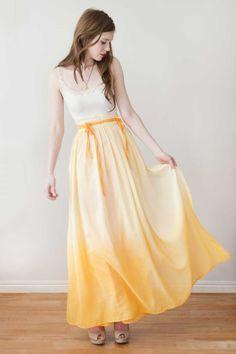 Long Skirt Maxi Skirt