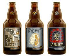 bottle labels, texa, label design, smart design, beer labels, brew bottl, beer packag, beer design, freetail brew
