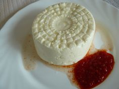 "The amazing fresh cheese in the Azores called ""queijo fresco"""