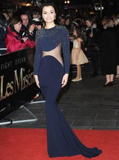 'Les Miserables' World Premiere: Samantha Barks