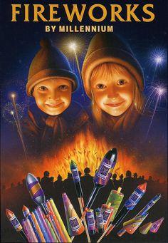#fireworks - Fireworks Poster