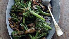 broccolini stirfry.