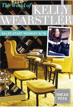 One Kings Lane Kelly Wearstler Sale