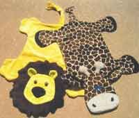 Larry the Lion and Gina Giraffe Soft Draggin' Blankets Pattern. Your little ones will adore these soft blanket buddies.  The stuffed faces and floppy ears makes them oh so lovable and cuddly.  http://www.kayewood.com/item/Larry_the_Lion_and_Gina_Giraffe_Soft_Draggin_Blankets_Pattern/2852 $9.00