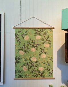 Poppytalk: Decorating With Gift Wrap | 3 Different Ways