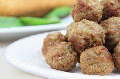 Black Bean Meatballs with Cilantro Sauce - Maximized Living