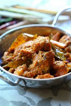 Lamb Rendang (Spicy Lamb Curry)