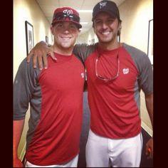 Luke Bryan in a baseball uniform? Good gracious....