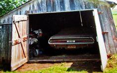 1970 Dodge Challenger R/T Barn Find - http://barnfinds.com/1970-dodge-challenger-rt-barn-find/