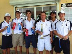 Boys' Golf Take Youth Fair Championship! #gullivergolf