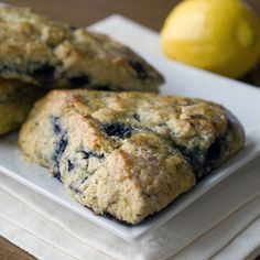 Einkorn Lemon Bluebe