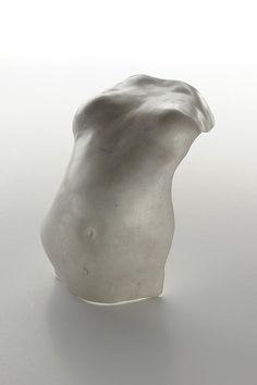 selen özus: pregnant / brooch - silver, 2009