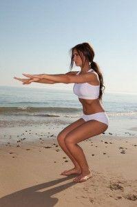 Beach Body Summer Workout