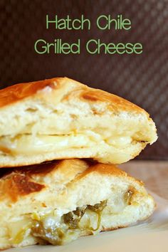 Hatch Chile Grilled Cheese Recipe | 5DollarDinners.com