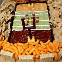 How to build a Snackadium
