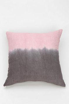 Fade Out Linen Pillow