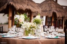 Cancun destination wedding  Photography by Shelley Anderson.  Planning and Design by Soirée Weddings & Events