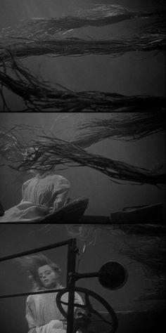 """Night of the Hunter,"" Charles Laughton,  1955"