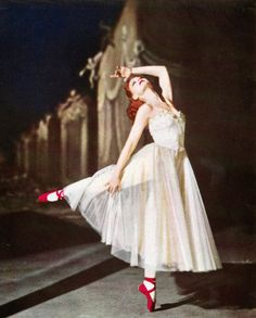 Moira Shearer: The Red Shoes (1948)