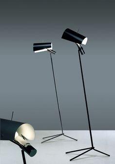 Claritas-Omikron Design-Vico Magistretti-Mario Tedeschi