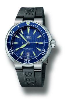 Hot Oris Men's 733 7533 8555RS TT1 Divers 300m Watch – Oris Watches | Mens Watches Store & Reviews... Visit Site for more details, reviews and price comparison.