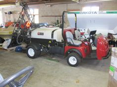 Toro 200 Gallon Workman 3200 Sprayer with LOW HOURS - For Sale - $ 23500
