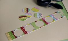 How to Use Paper Scraps to Create Scrapbook Accents