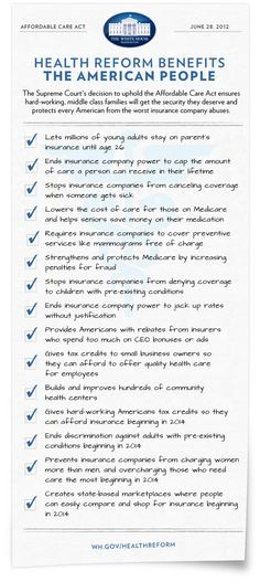 The Affordable Care Act has been controversial, but it's protection for hard-working families shouldn't be overlooked. #Obamacare #ACA