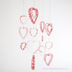 Ohoh Blog - diy and crafts: For valentine's day