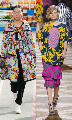 Fall 2014 Trend: Prints That POP!